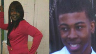 Chicago officials are investigating the fatal police shooting on Dec. 26 of Bettie Jones and Quintonio LeGrier.Family photos via Chicago Tribune