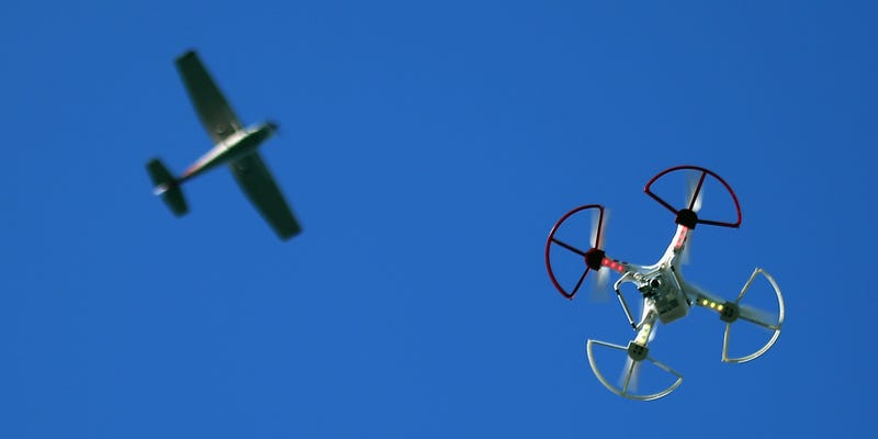 Illustration for article titled Confirmed: FAA Will Require Registration for Some Small Drones
