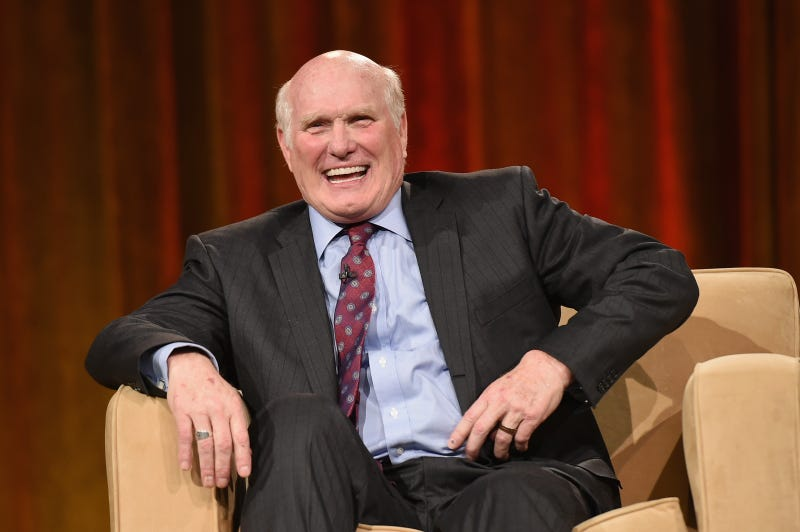 Terry Bradshaw in 2015 Andrew H. Walker/Getty Images for Friars Club