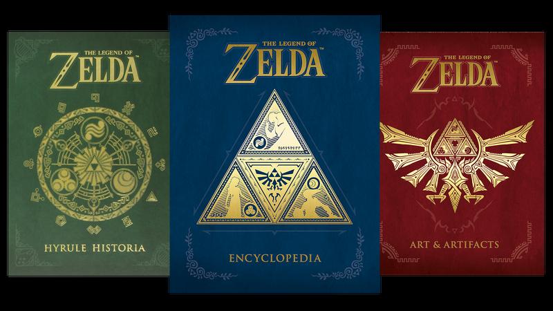 Illustration for article titled Zelda's Hyrule Historia Gets A Follow-Up Encyclopedia