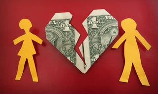 Illustration for article titled Popular Couples Activity:Lying About Money