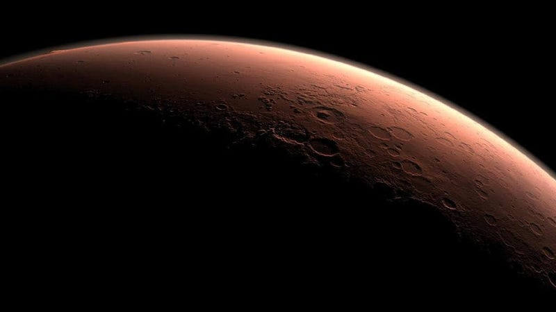 You Can Now Check the Weather on Mars Every Day