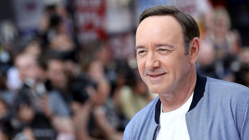 New Statement From Kevin Spacey-Getting Treatment