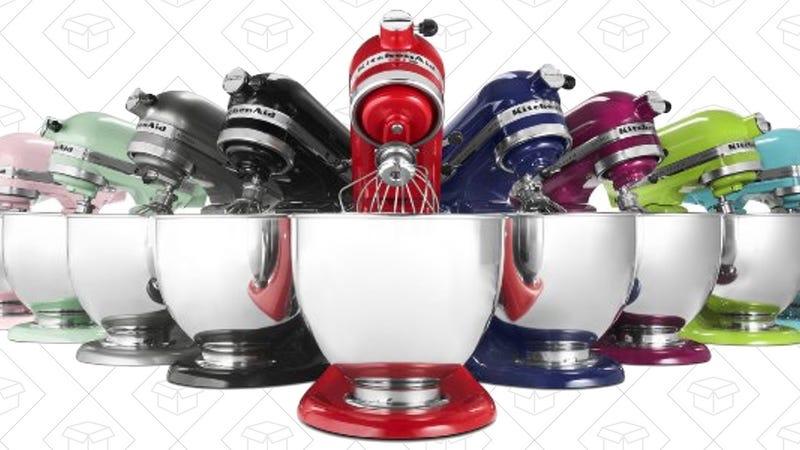 Refurb KitchenAid Artisan Series, $180