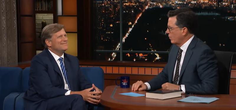 Michael McFaul, Stephen Colbert
