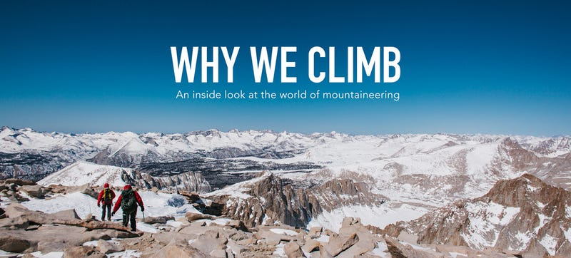 Illustration for article titled Why We Climb: An Inside Look at the World of Mountaineering