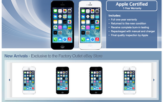 Illustration for article titled Apple's Secret Ebay Store Is Back With Cheap Refurbished iPhones