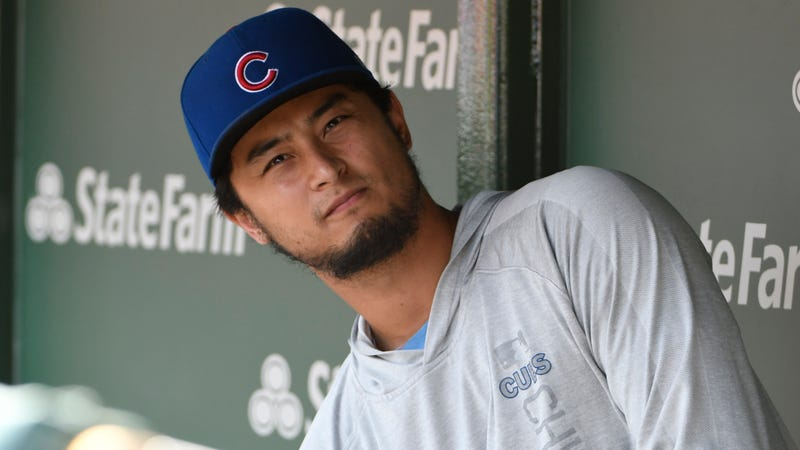 Illustration for article titled Yu Darvish Won't Be Available To Help The Cubs' Struggling Rotation