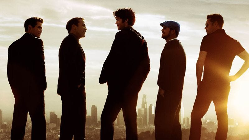 Illustration for article titled Life becomes an episode of Entourage as Warner Bros. gives green light to Entourage movie