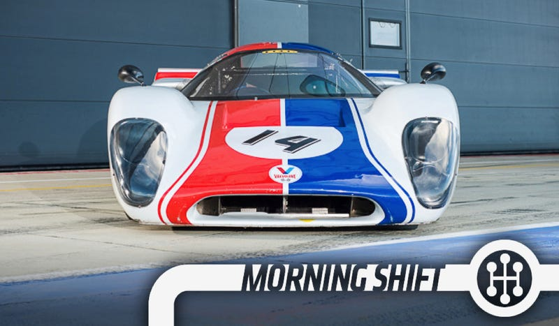 Illustration for article titled Alfa Returns To America, A Famous Lola Returns To Auction, And The Morning Shift Returns To Jalopnik
