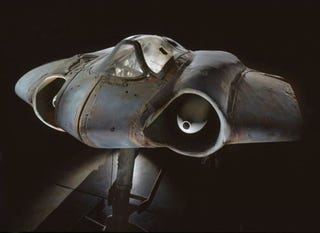Illustration for article titled The First Flying Wing Jet Could Have Won WWII for the Nazis
