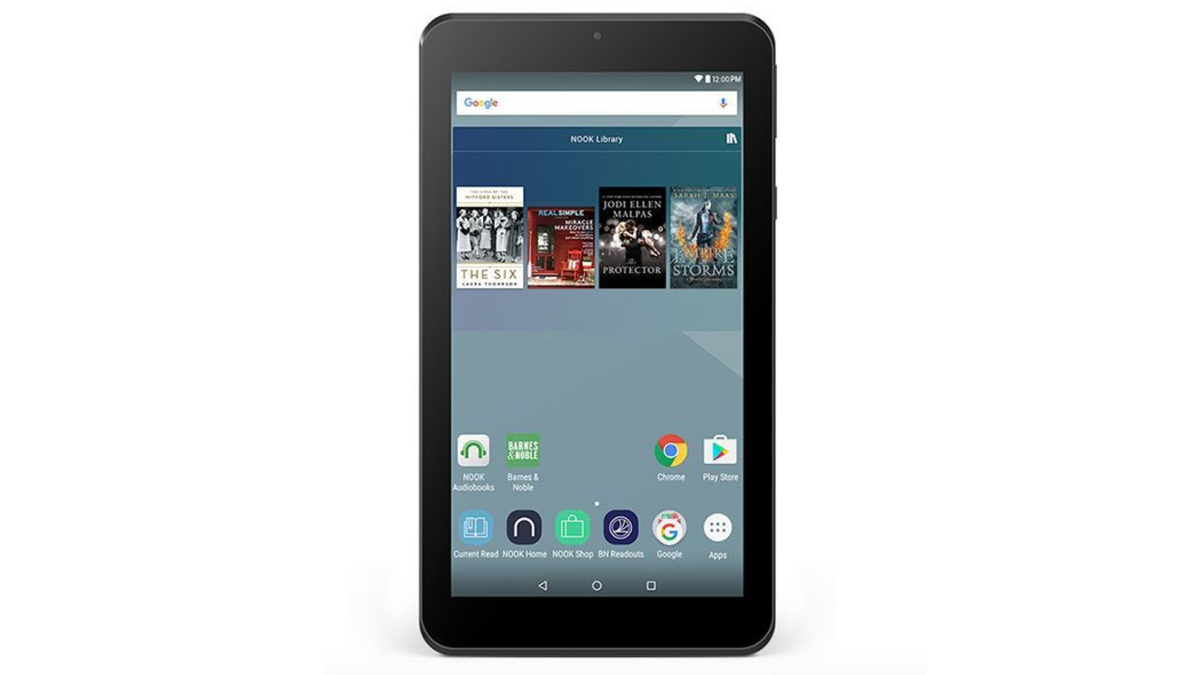 Barnes & Noble\'s Cheapo Nook Came Loaded With Spyware
