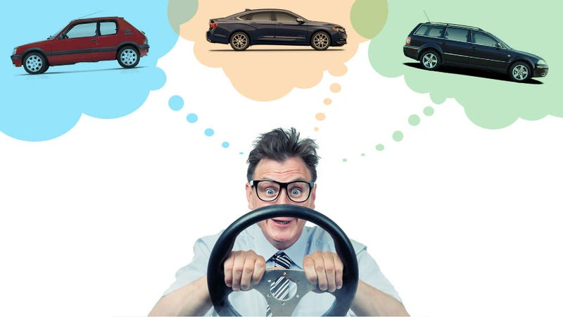 Illustration for article titled How I Almost Went Insane Choosing My Next Car