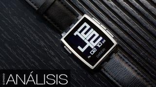 Illustration for article titled Pebble Steel, análisis: el mejor smartwatch ahora también es bonito
