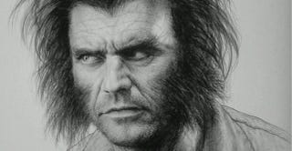 Illustration for article titled What Mel Gibson Would Have Looked Like As Wolverine