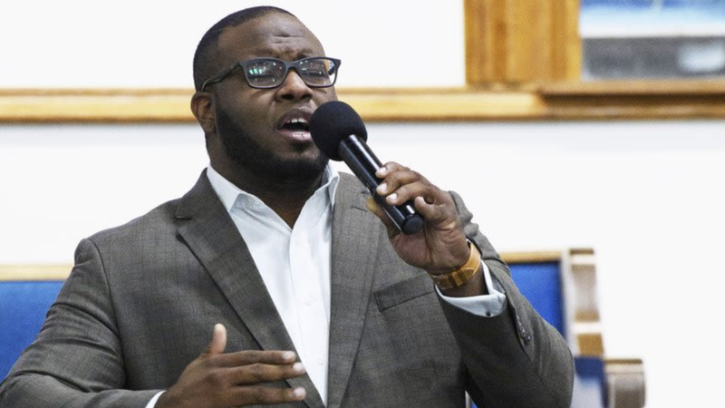 Botham Jean shown in a Sept. 21, 2017 photo