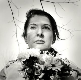 Illustration for article titled Long Day's Journey: 8 Hours With Artist Marina Abramović