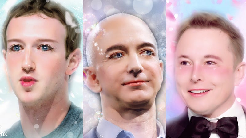 Photos via Getty/Meitu