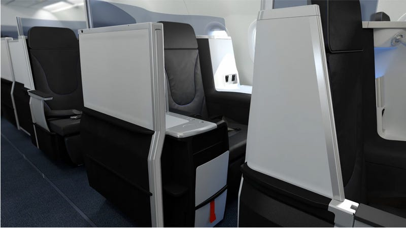 Illustration for article titled Jetblue's Cabin Redesign Is A Big Step Up . . . For Some People