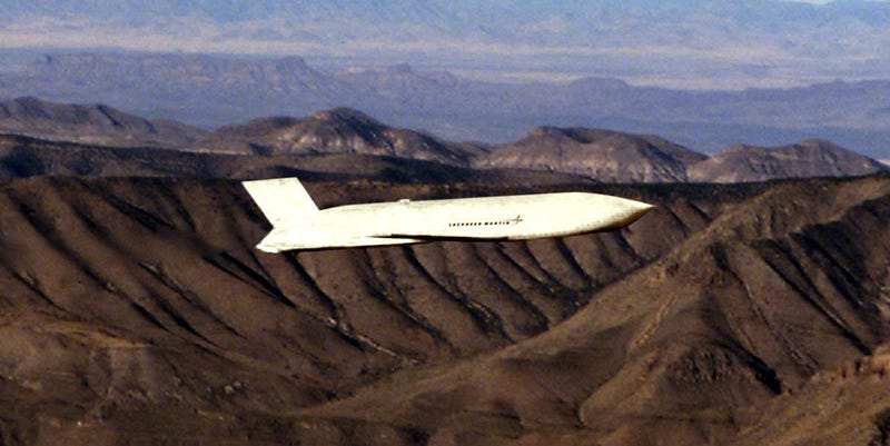 The Air Force's Stealth Cruise Missile Just Got Even More Stealthy