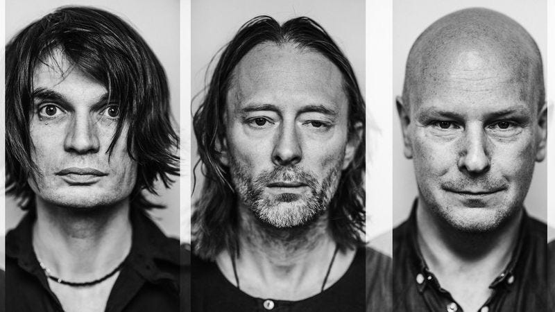 Illustration for article titled Radiohead burns itself clean with a tense and pained new album