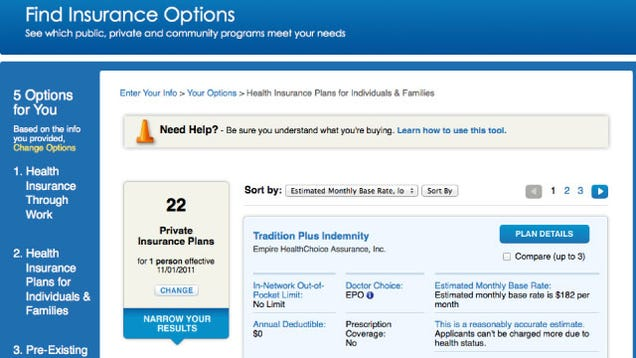 If there are any people who have been denied health insurance/care, please tell me why. thanks?