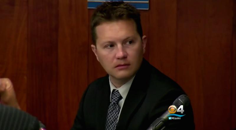 Jason HoldingCBS Miami video screenshot