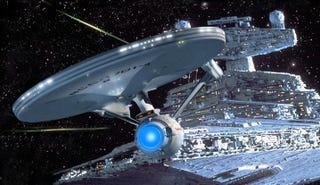 Illustration for article titled What We Want from Live-Action Star Wars and Star Trek TV shows