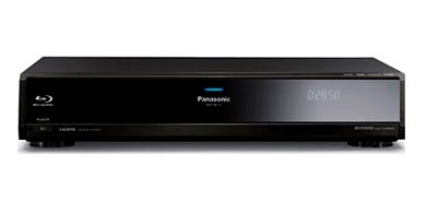 Illustration for article titled Panasonic Joins Blu-ray Club With DMP-BD10