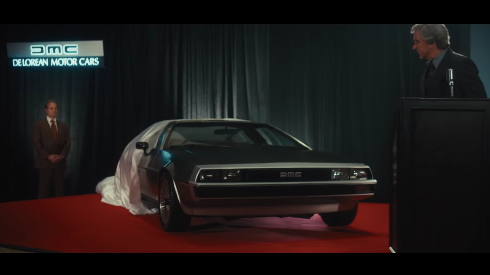 Alec Baldwin Stars In A New John Delorean Documentary That