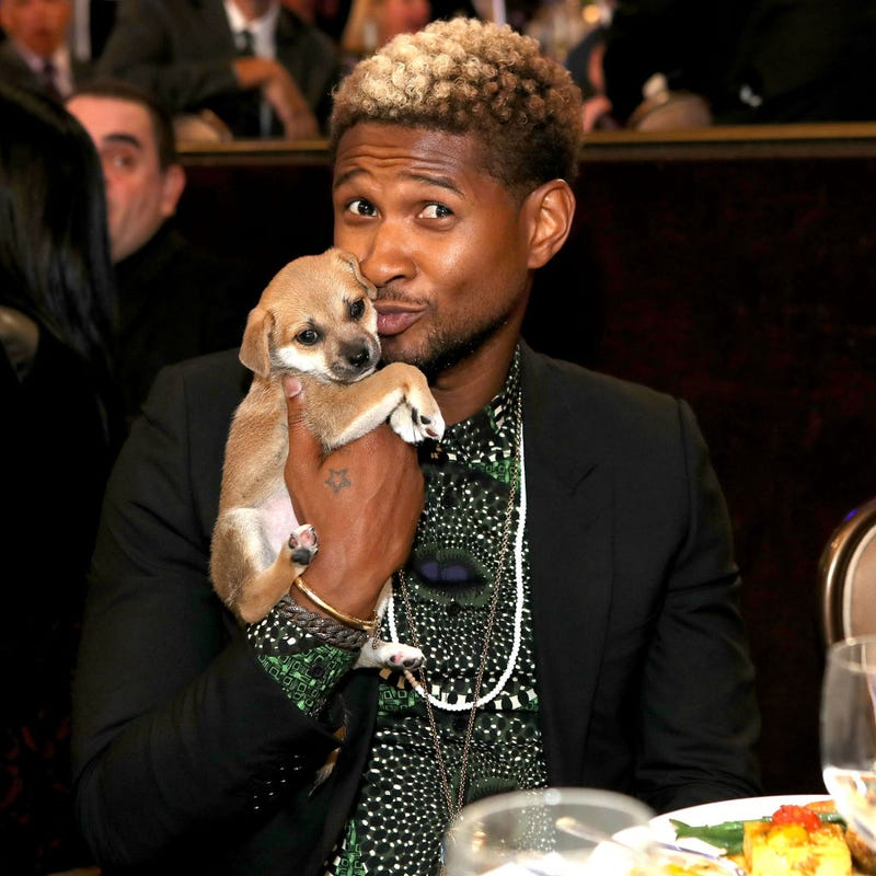 Usher Paid His Ex $1 Million in Settled STD Lawsuit