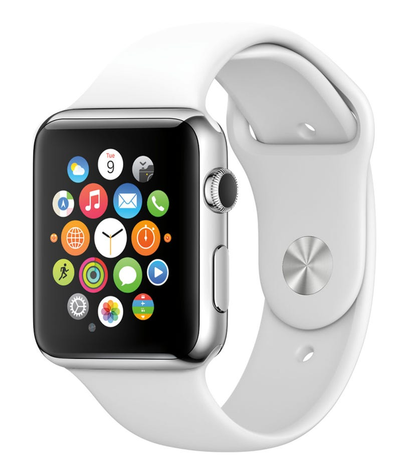 Illustration for article titled Apple Watch, the latest iThing