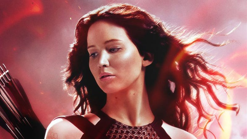 Illustration for article titled Jennifer Lawrence, Overachiever, Is Most Successful Action Heroine Ever
