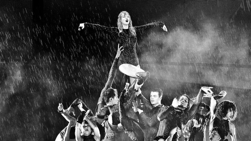 Illustration for article titled Netflix is ringing in the New Year with a Taylor Swift concert
