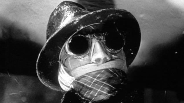 A New Invisible Man Film Rises as the Dark Universe Dies