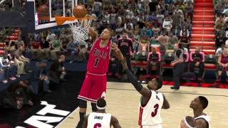 Illustration for article titled NBA 2K11 Predicts Bulls Beat Mavericks in Seven