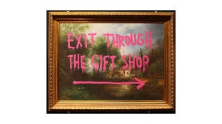 Illustration for article titled Exit Through the Gift Shop: Being Bad Never Looked So Good