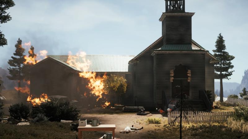 Far Cry 5 [PS4]   $40   AmazonFar Cry 5 [Xbox One]   $40   AmazonImagen: Kotaku