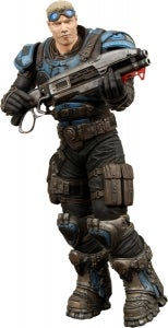 Illustration for article titled New Gears Of War 2 Action Figures