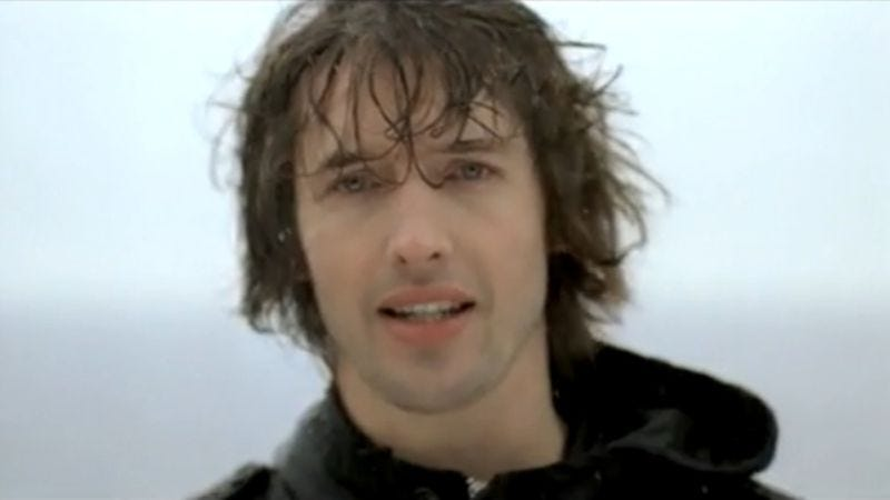 """Illustration for article titled Even James Blunt thinks """"You're Beautiful"""" is annoying"""