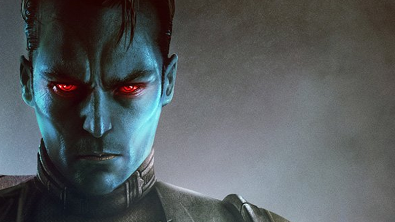 A younger Thrawn encounters a familiar face in his new novel.