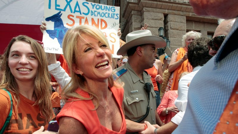 Illustration for article titled Texas GOP Wants Sen. Wendy Davis To (Literally) Pay For Her Filibuster
