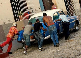 Illustration for article titled 400% markups reported as Cuba opens new/used car sales for first time since 1959