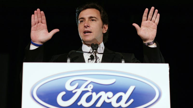 Illustration for article titled How Mark Fields, Ford's Possible Next CEO, Once Tried To Attack A Man In A Meeting