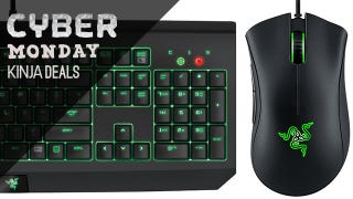 Illustration for article titled Your Favorite Razer Gaming Peripherals, Discounted
