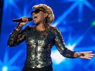 Mary J. Blige at Essence Music Festival (Erika Goldring/Getty Images)