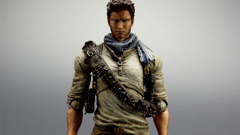 Illustration for article titled There Are Uncharted Action Figures (and One of Them Looks Awesome)