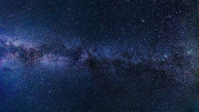 Here's Where You Can Still Find a Pristine Night Sky