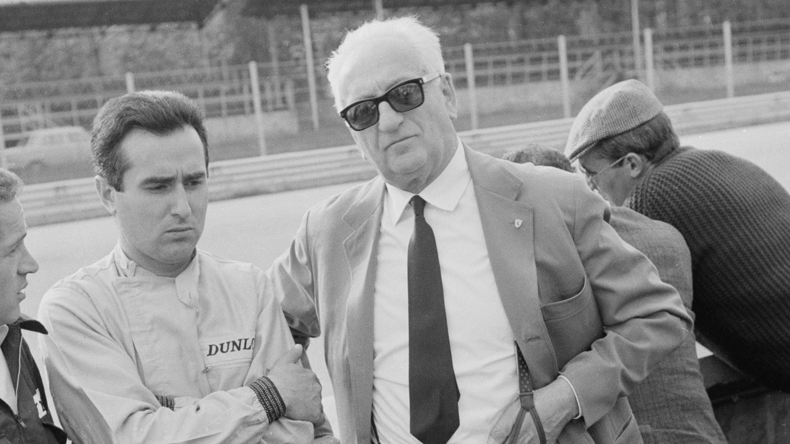 What Should Be Included In A Movie About Enzo Ferrari