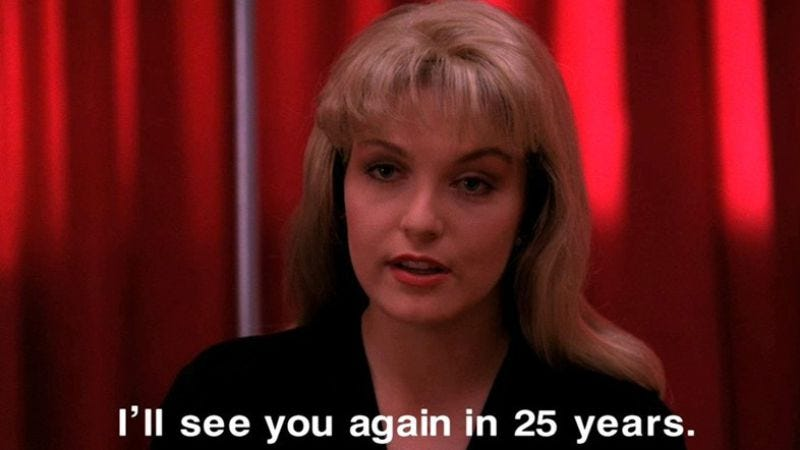 Illustration for article titled UPDATED: Showtime orders Twin Peaks continuation for 2016, possibly with Kyle MacLachlan